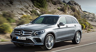 The GLC SUV